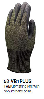 Glove Style 57# 52-VB1PLUS Light weight Nitrile coated High mechanical & heat protection Image