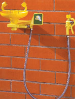 Eye Wash / Bracket / ABS Bowl with Hose Spray Image