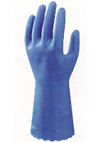 160 Glove Oil Resistant Unlined SECOND SKIN, REUSABLE Dipped PVC (Unlimited and without Flocking) Image