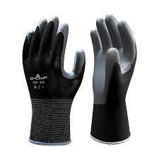 Showa Nitrile Palm Coated Nylon Knit Glove Image