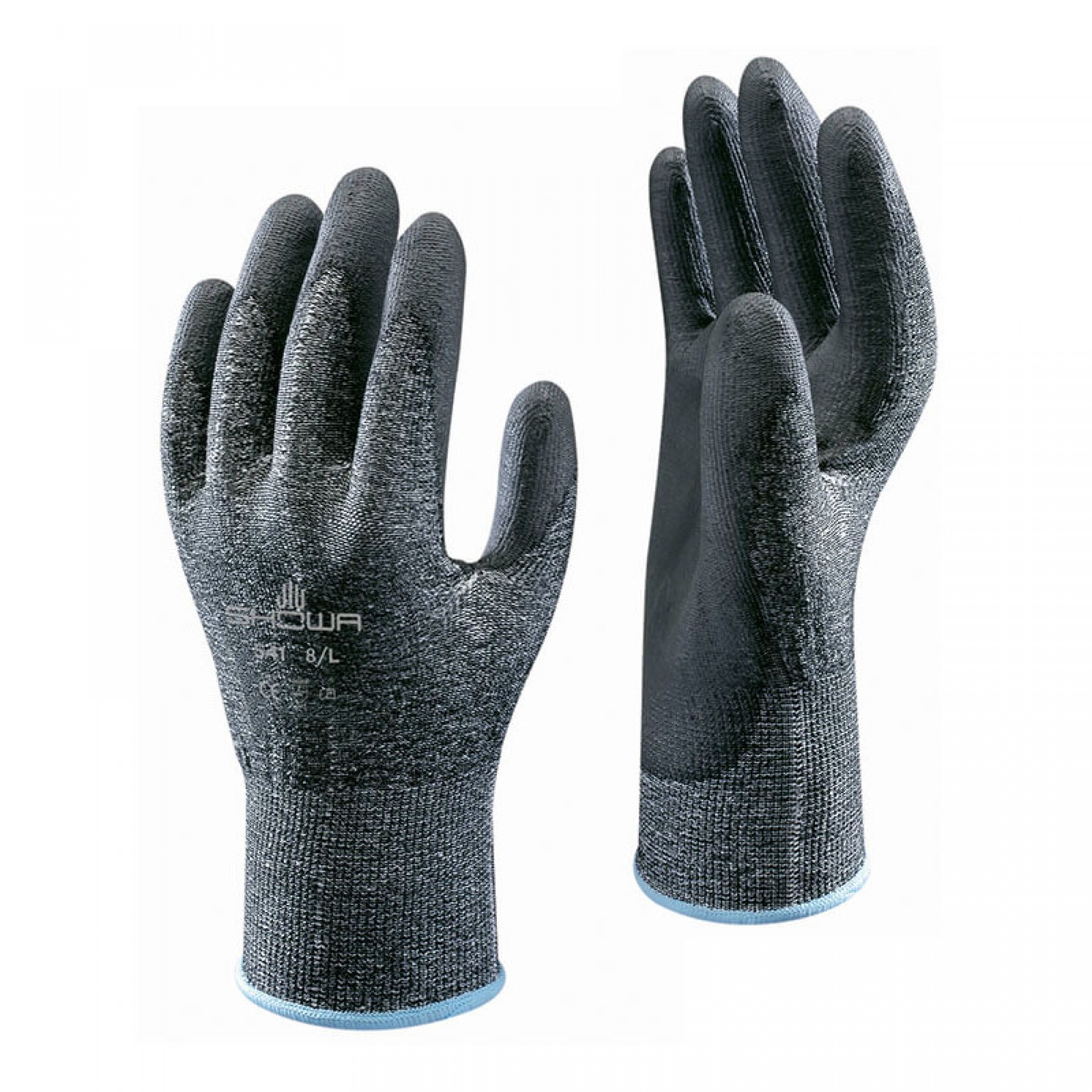 Showa PU Palm Coated HPPE Knit Glove (Level3) Image