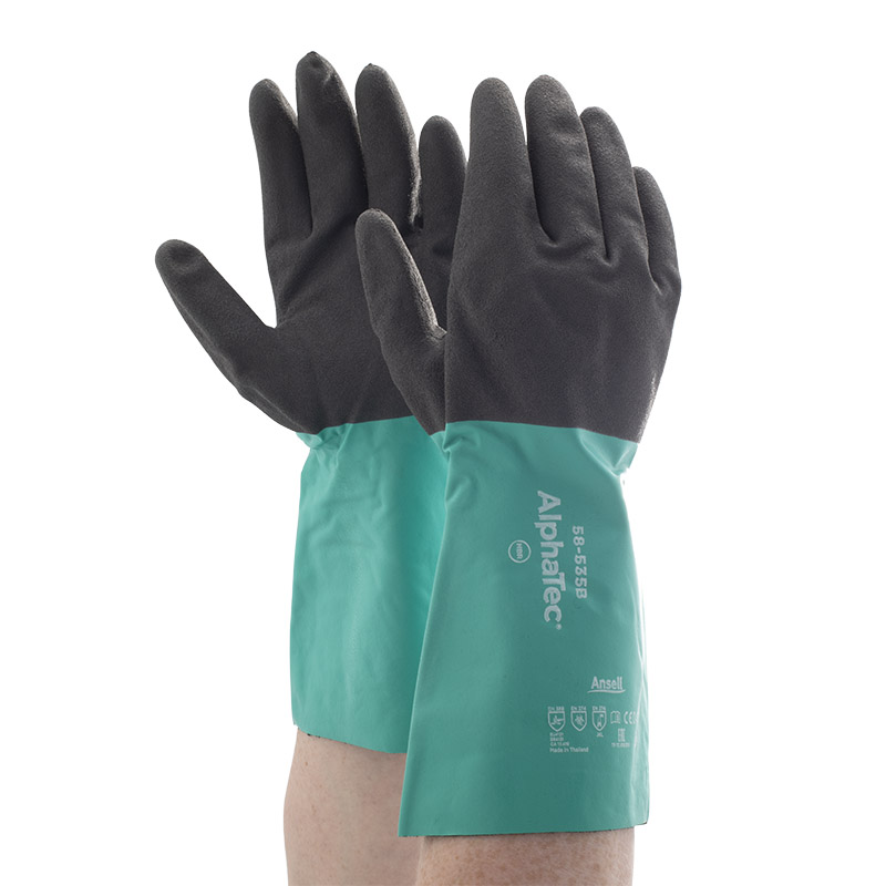 Ansell Alphatec Chemical Resistance Glove Image