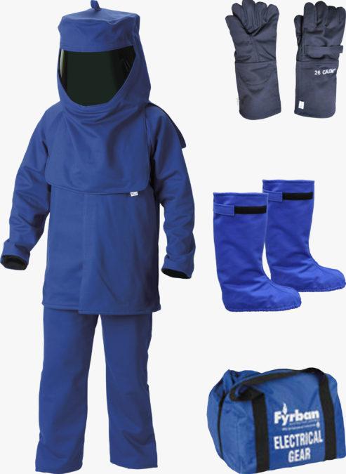 Arc Flash Protective Suit Image