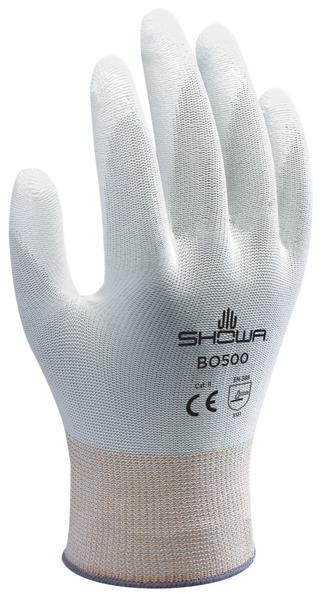 Showa PU Palm Coated Nylon Knit Glove Image