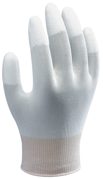 Showa PU Finger Coated Nylon Knit Glove Image