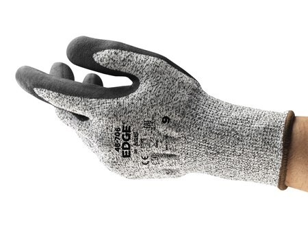 Ansell Edge Nitrile Palm Coated Glove Image