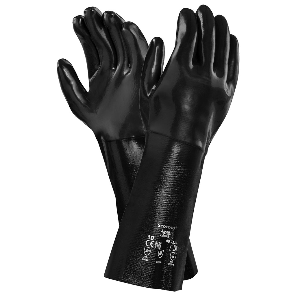 Ansell Scorpio Neoprene Fully Coated Glove Image