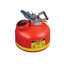 Justrite Liquid Disposal Safety Cans 14265 Image