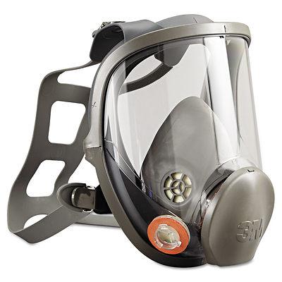 3M 6000 Series Full Mask Respirator Image