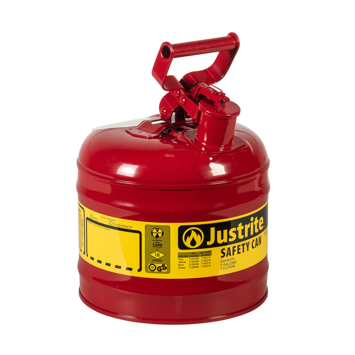Justrite Type 1 Safety Cans 7120100Z Image