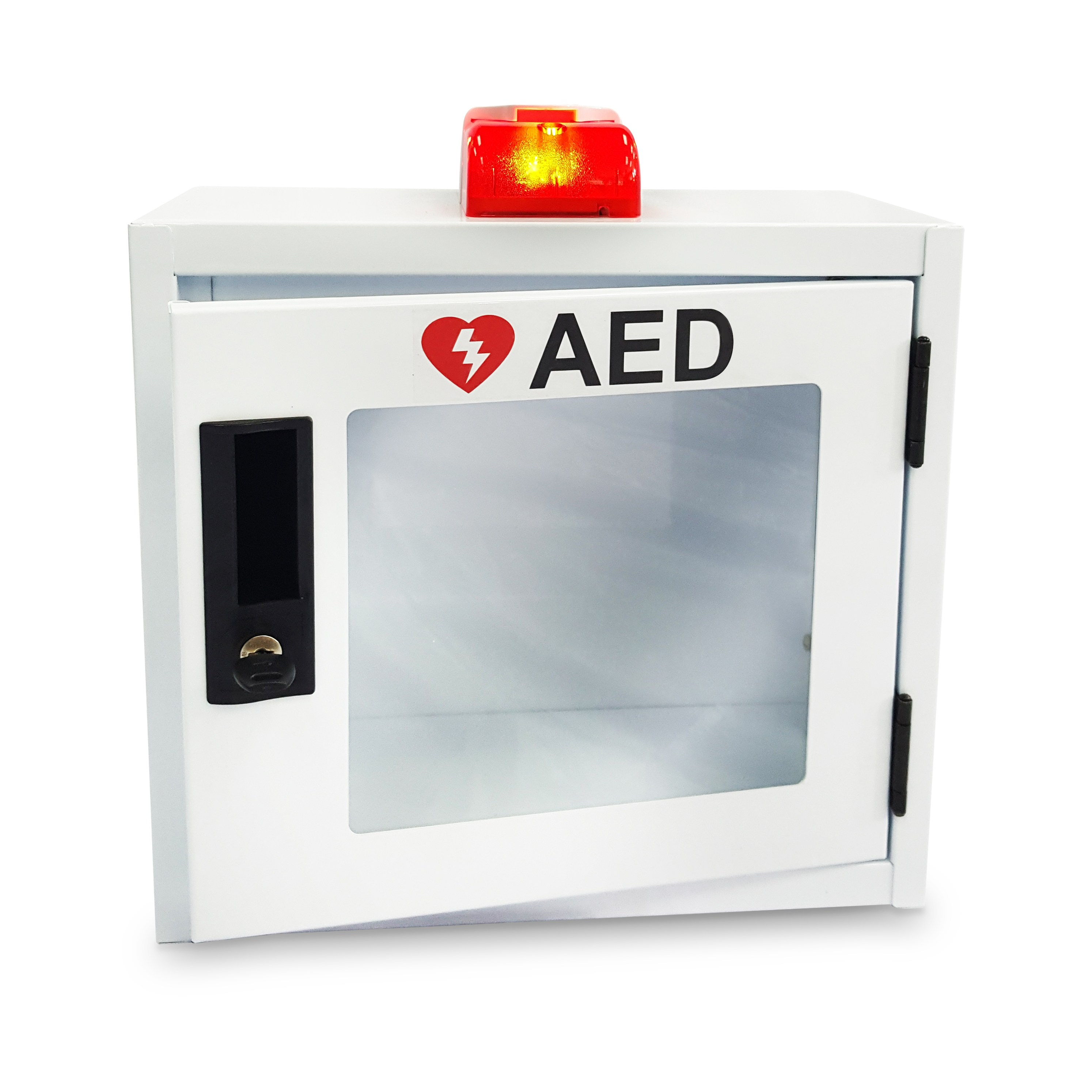 AED Cabinet with Siren PM-01-AC Image