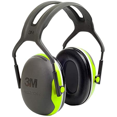 Peltor Over the Head Earmuffs H10A HV Image