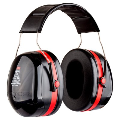 Peltor Over the Head Earmuffs H10A Image