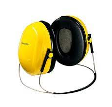 Peltor Neck Band Earmuffs H9B Image