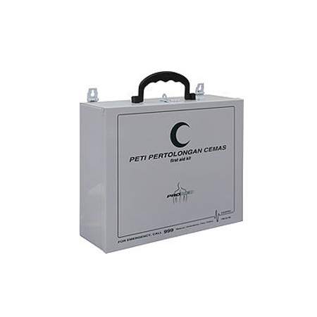 First Aid Kit with Metal Casing PM-02-ML Image
