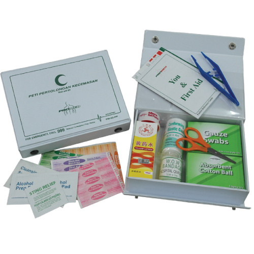 First Aid Kit with PVC Casing PM-02-PP Image