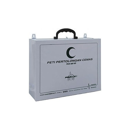 First Aid Kit with Metal Casing PM-03-MXL Image