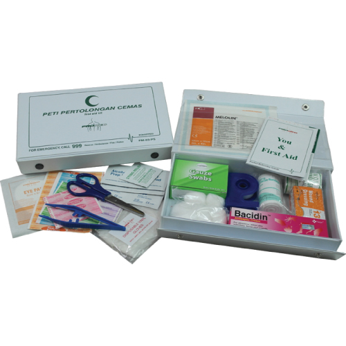 First Aid Kit with PVC Casing PM-03-PS Image