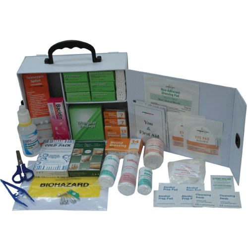 First Aid Kit with PVC Casing PM-05-PL Image