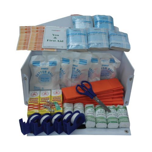 First Aid Kit with PVC Casing PM-07-JPJ Image