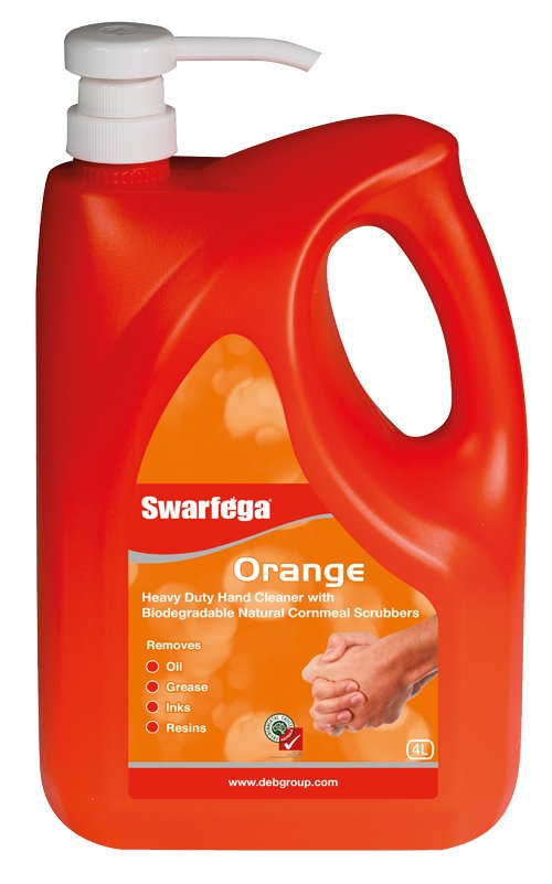 Swarfega Orange Image