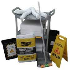 Trolley Universal/ Oil Spill Kit Image