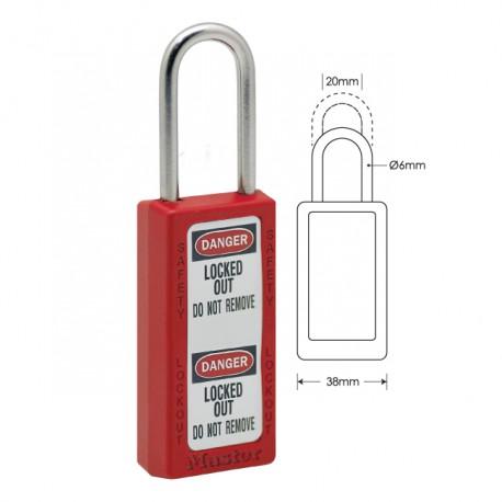 Zenex 411 Safety Padlock Image